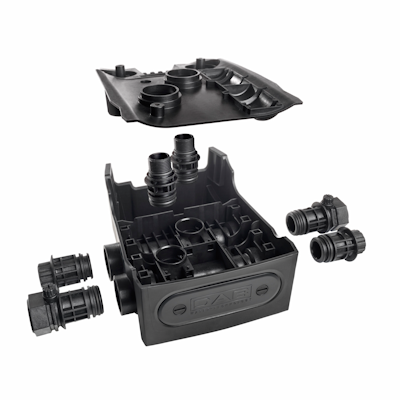ESYDOCK EXPLODED VIEW