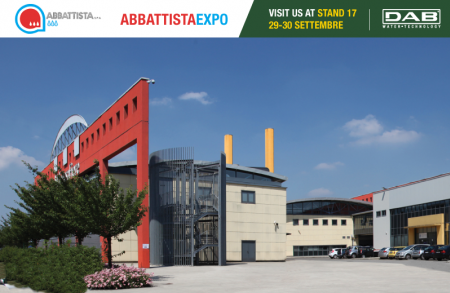 DAB presente all'appuntamento Abbattista Expo 2017