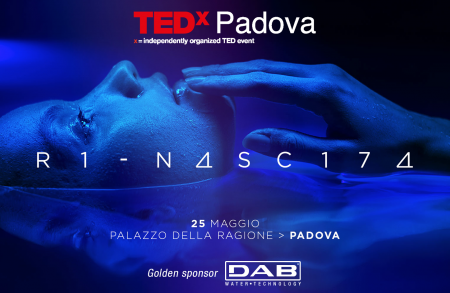 DAB with TEDxPadova on 25 May 2019